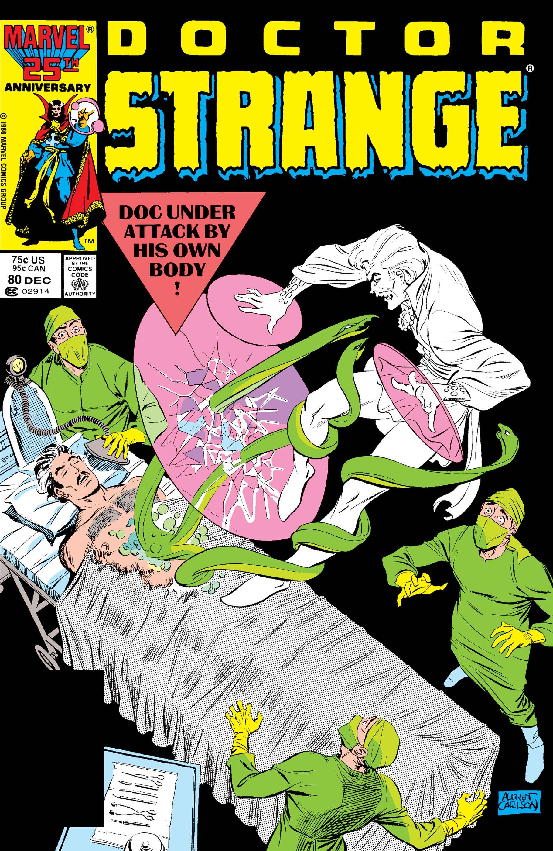 Doctor Strange (1974) #80