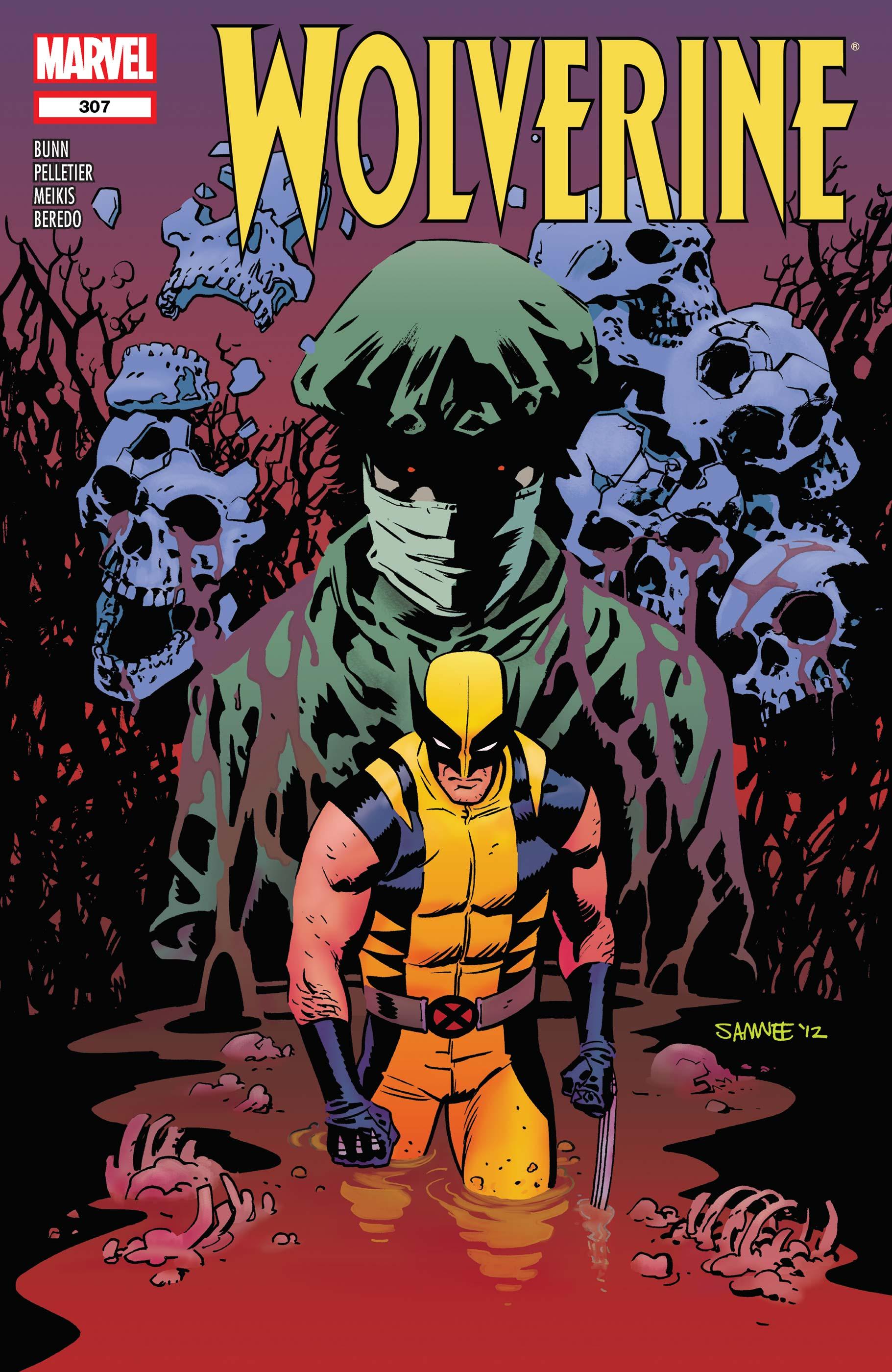 Wolverine (2010) #307