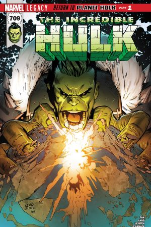 Incredible Hulk (2017) #709