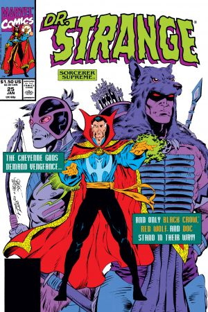 Doctor Strange, Sorcerer Supreme #25
