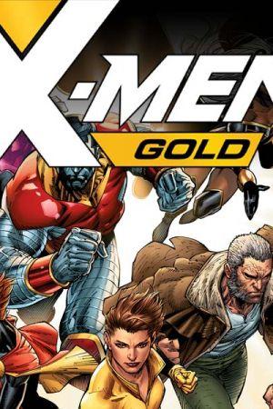 X-Men: Gold (2017 - Present)