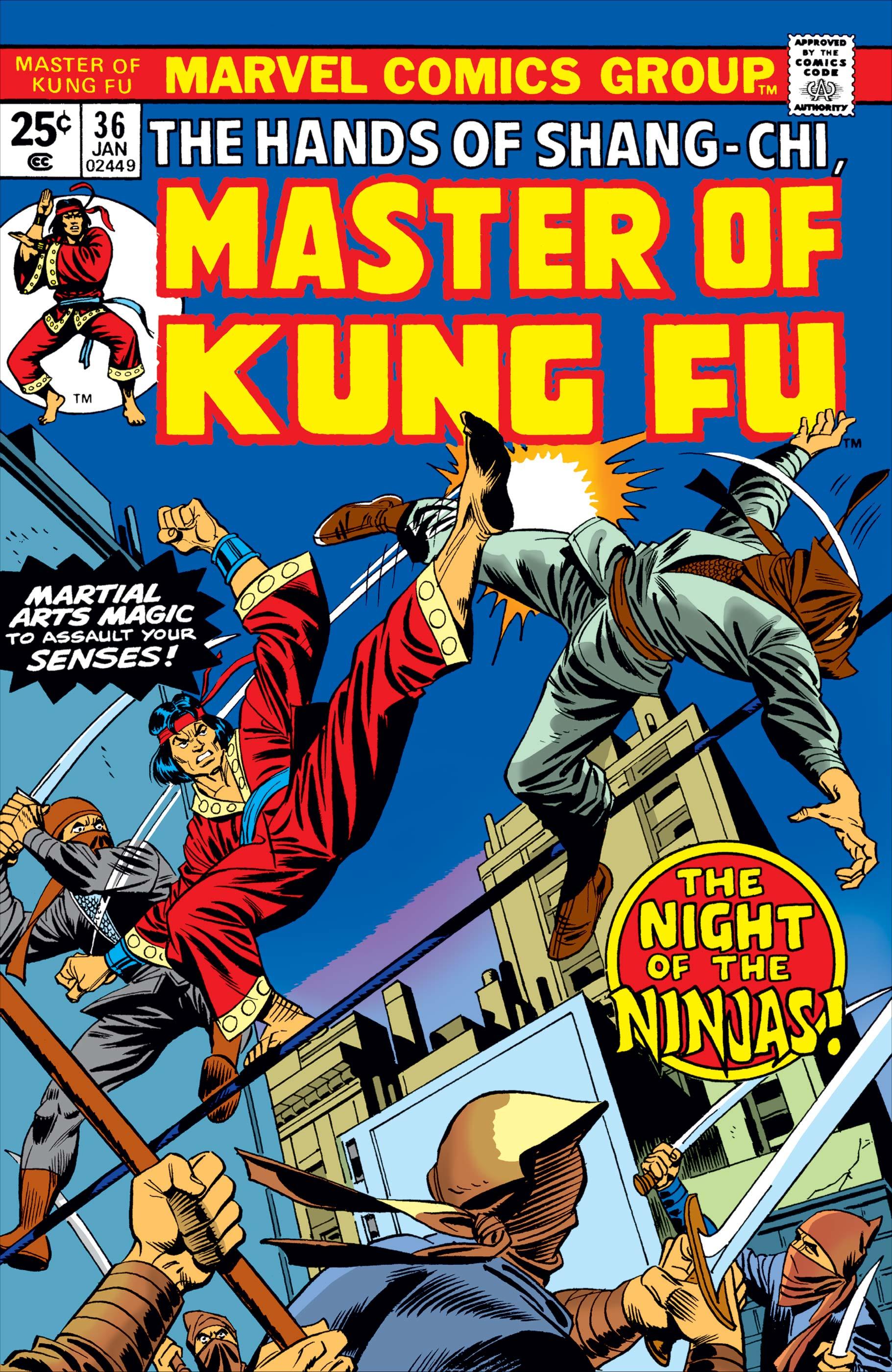 Master of Kung Fu (1974) #36