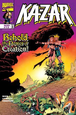 Ka-Zar (1997) #13