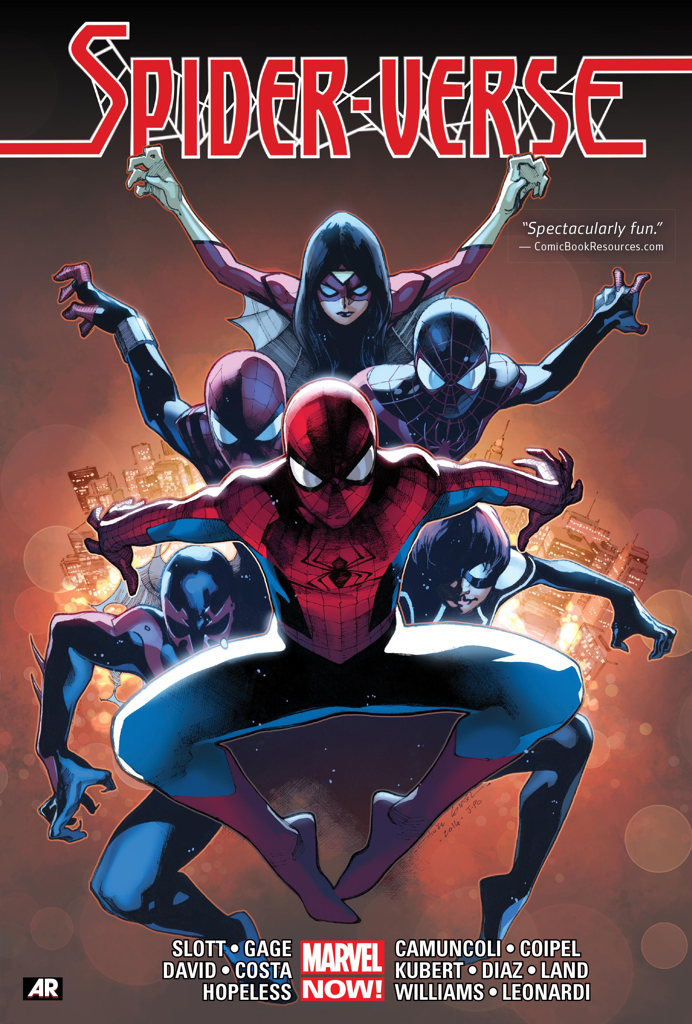 Spider-Verse (Hardcover)