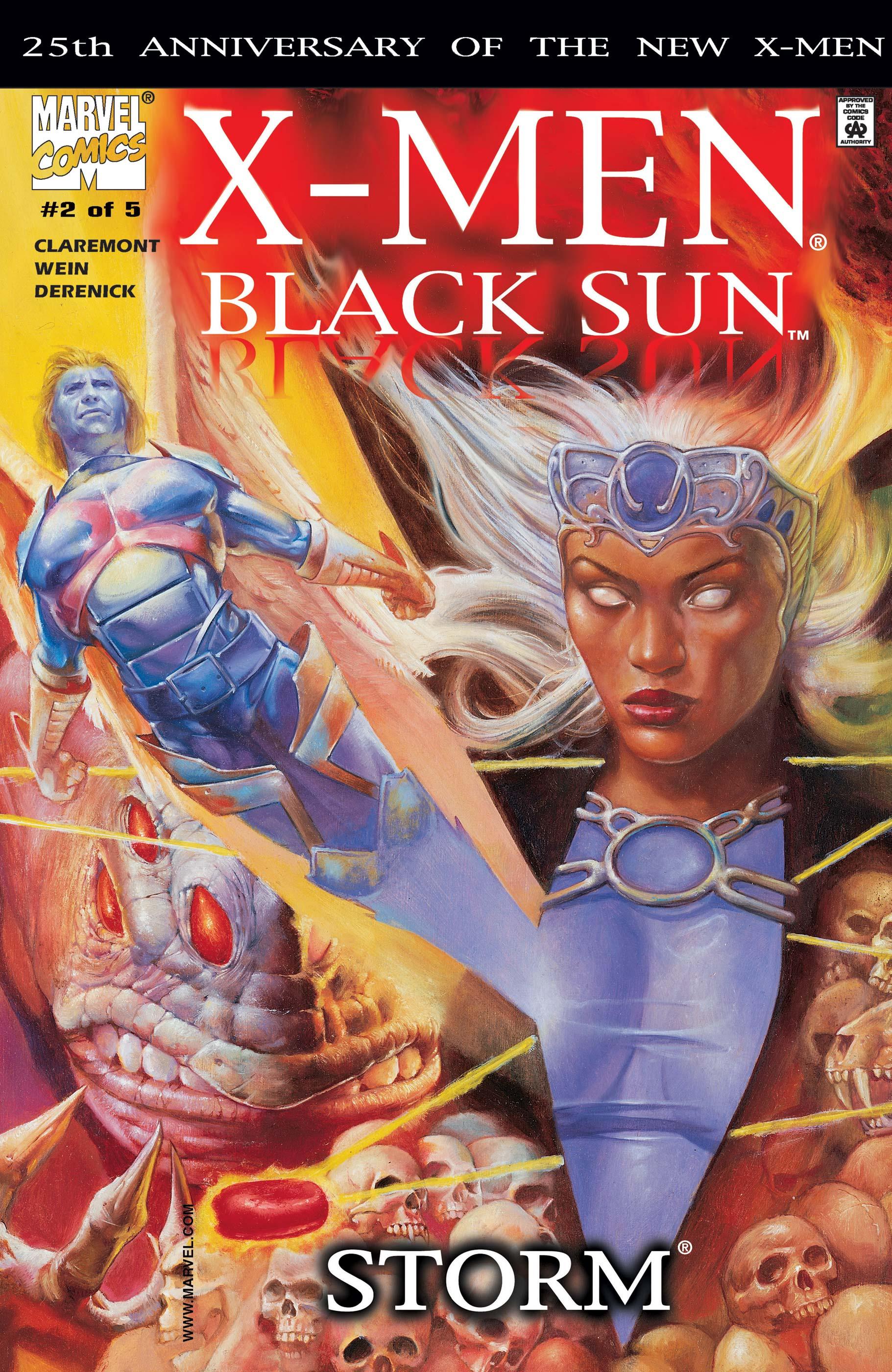 X-Men: Black Sun (2000) #2