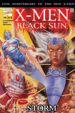X-Men: Black Sun #2