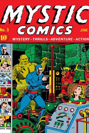 Mystic Comics #3