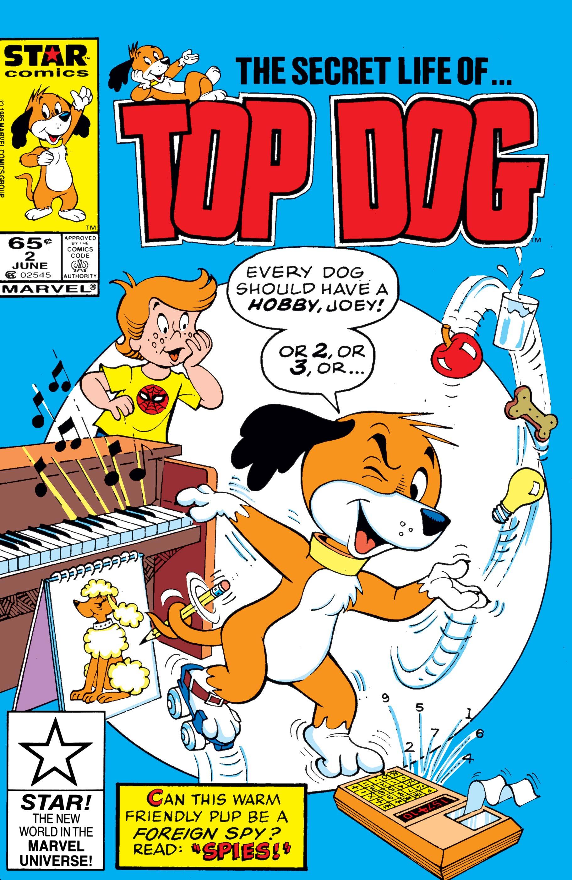 Top Dog (1985) #2