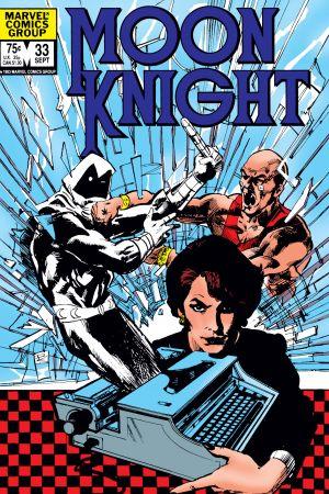 Moon Knight (1980) #33