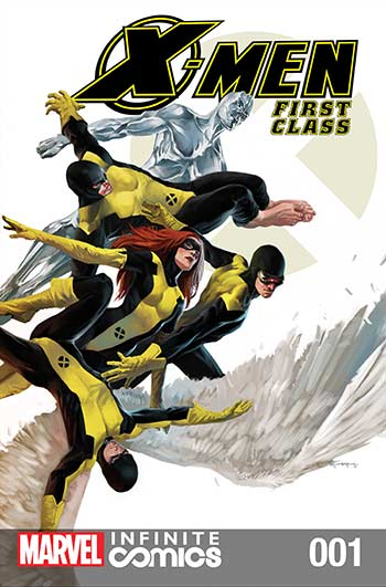 X-Men: First Class (2019) #1