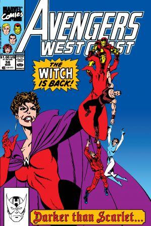 West Coast Avengers #56
