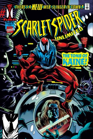 Scarlet Spider Unlimited (1995) #1