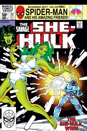Savage She-Hulk #23