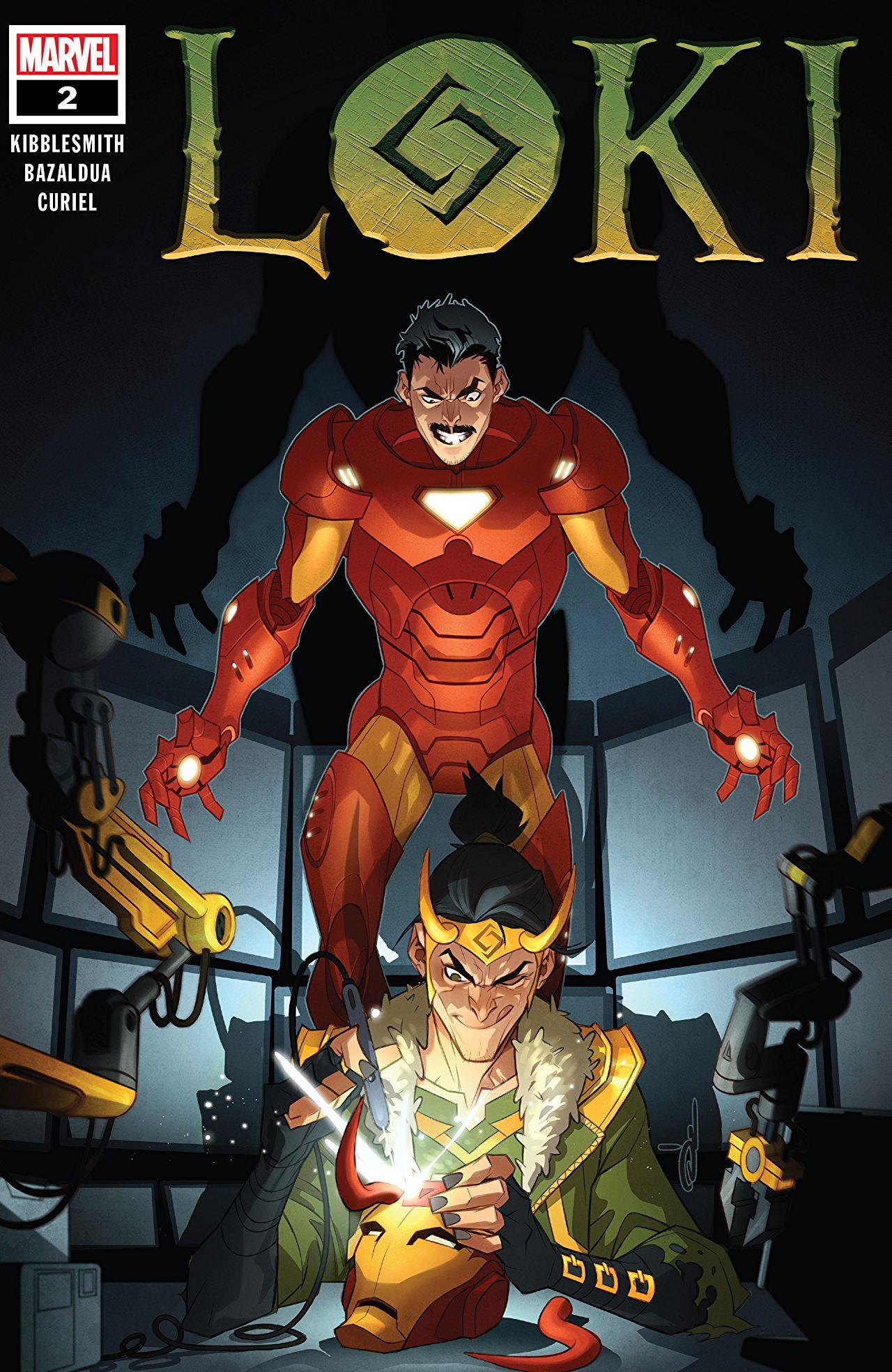 Loki (2019) #2