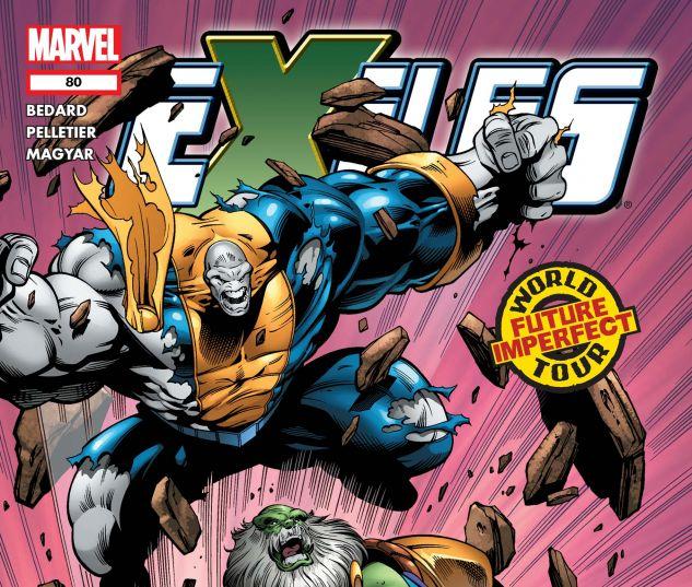 EXILES (2001) #80