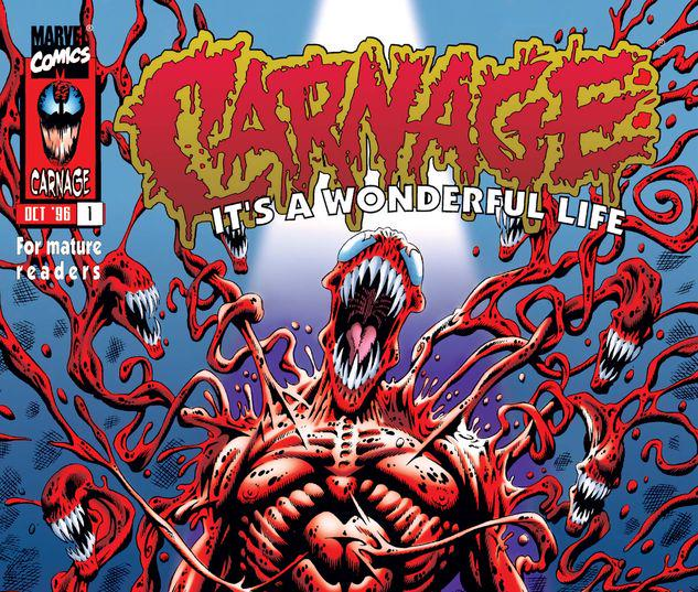 CARNAGE: IT'S A WONDERFUL LIFE 1 #1