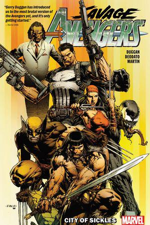 Savage Avengers Vol. 1: City Of Sickles (Trade Paperback)