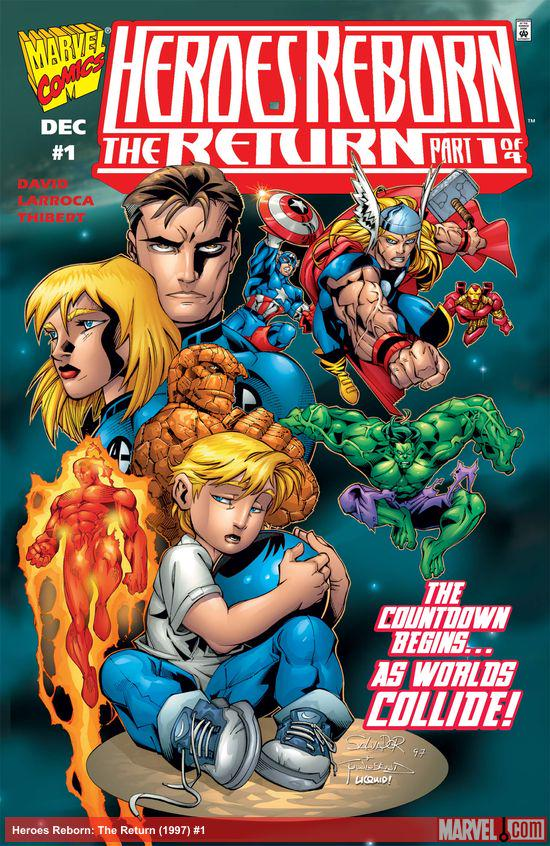 Heroes Reborn: The Return (1997) #1