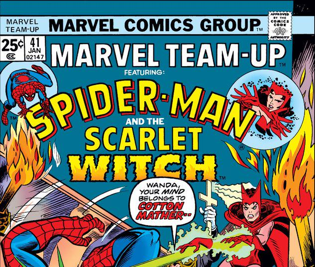 Marvel Team-Up #41