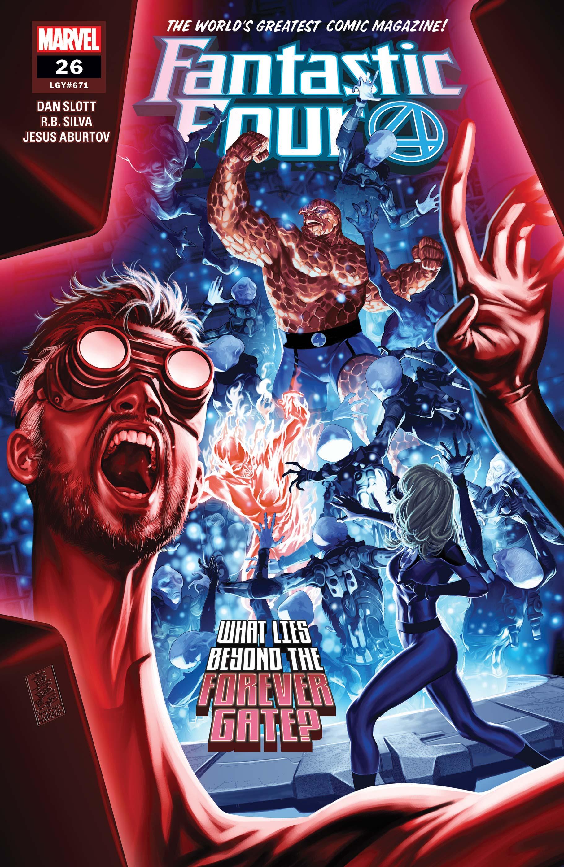 Fantastic Four (2018) #26