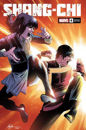 Shang-Chi (2020) #4 (Variant)