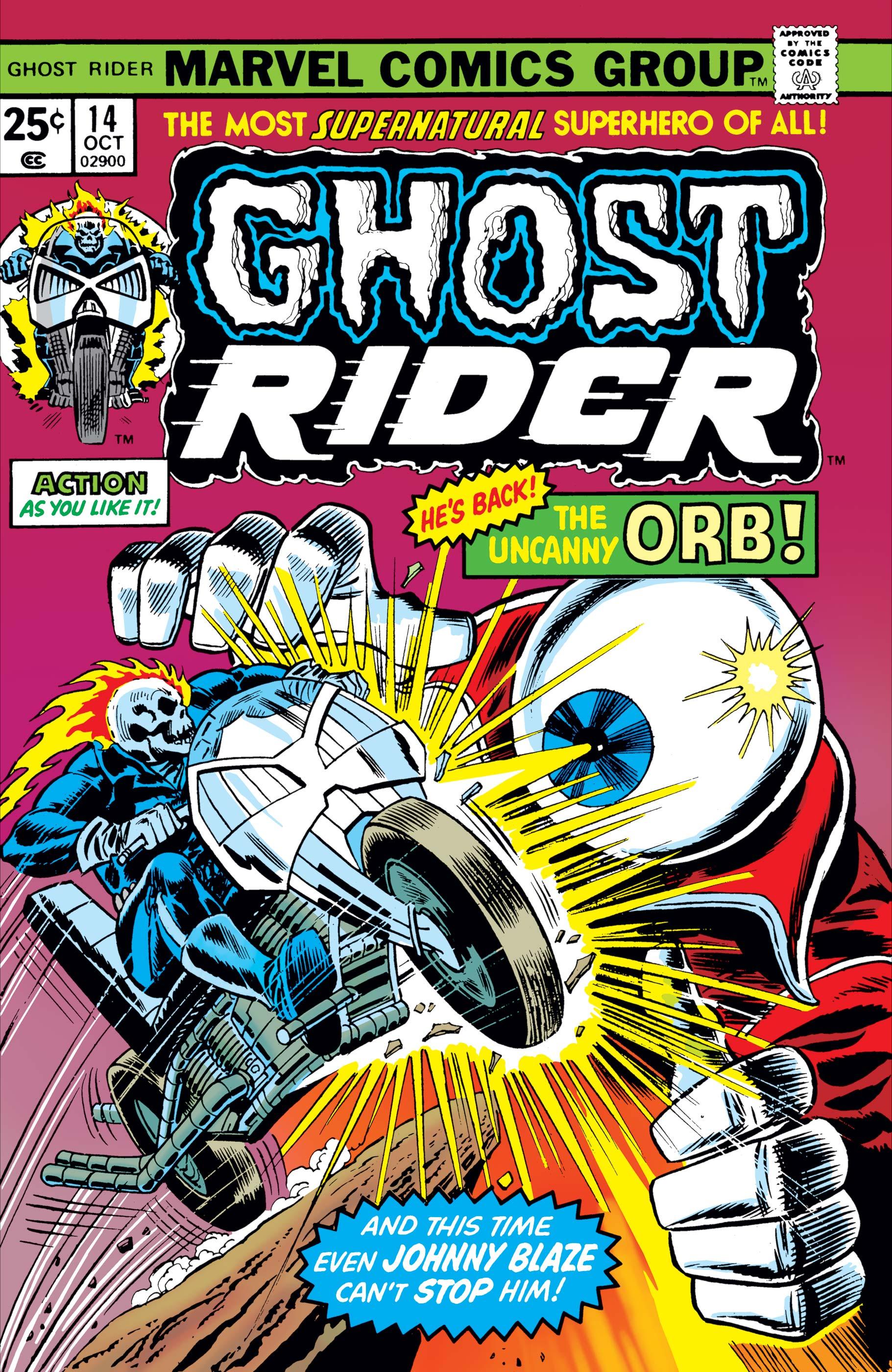 Ghost Rider (1973) #14