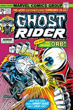 Ghost Rider (1973) #14 cover