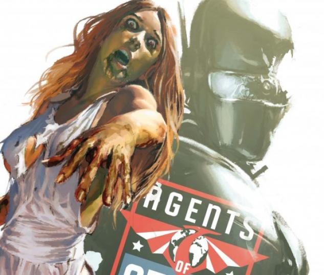 X-MEN VS. AGENTS OF ATLAS #1 (ZOMBIE VARIANT)