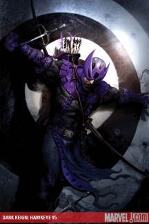 Dark Reign: Hawkeye #5