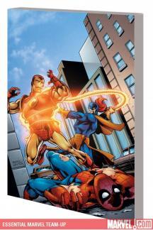 Essential Marvel Team-Up Vol. 3 (Trade Paperback)