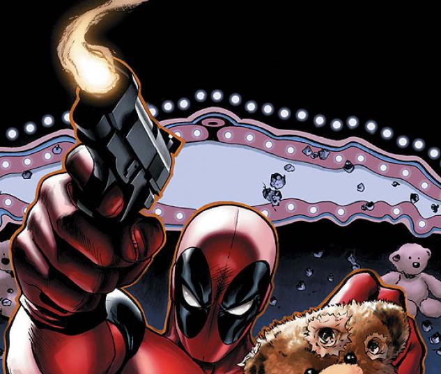 DEADPOOL BY GREG LAND POSTER #0