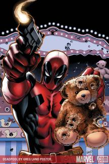 Deadpool by Greg Land Poster (2009) #1
