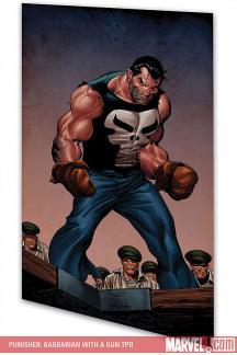 Punisher: Barbarian with a Gun (Trade Paperback)