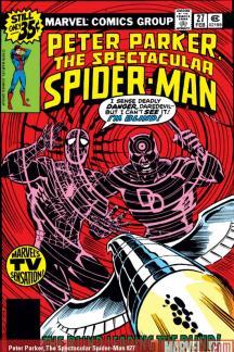 Peter Parker, the Spectacular Spider-Man (1976) #27