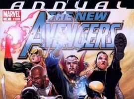 Image Featuring Spider-Man, Wolverine, Echo, Avengers, Luke Cage, Doctor Strange