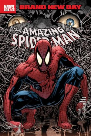 Amazing Spider-Man #553