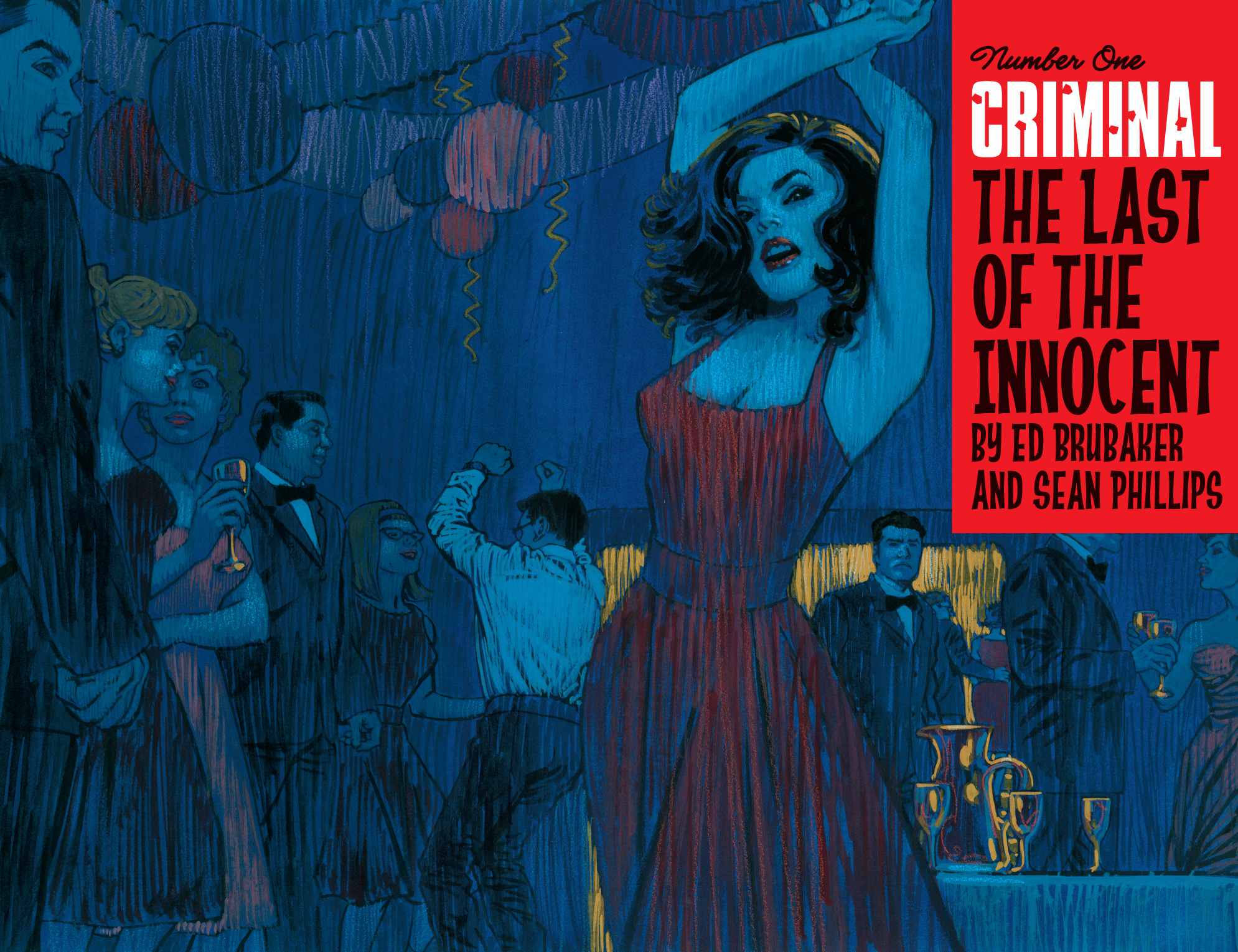 Criminal: The Last of the Innocent (2011) #1