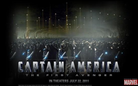 Captain America: The First Avenger Wallpaper #12
