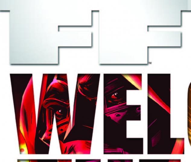 FF (2010) #2, 2nd Printing Variant