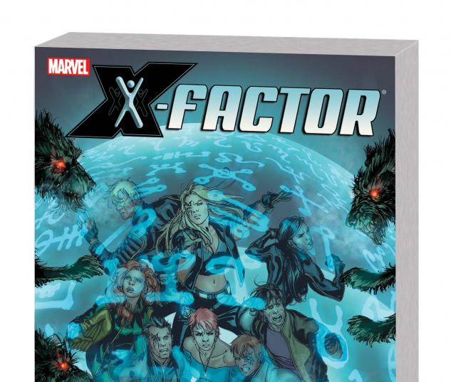 X-Factor Vol. 13: Hard Labor TPB