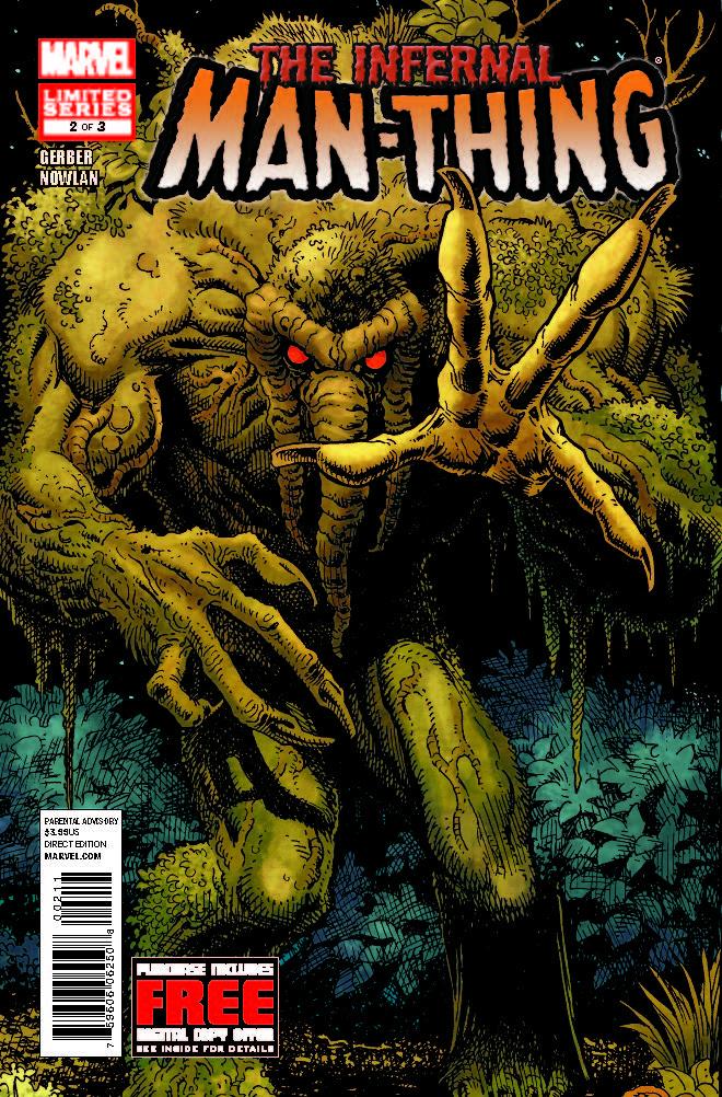 Infernal Man-Thing (2010) #2