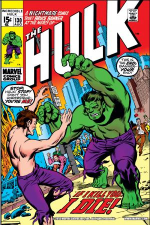 Incredible Hulk (1962) #130