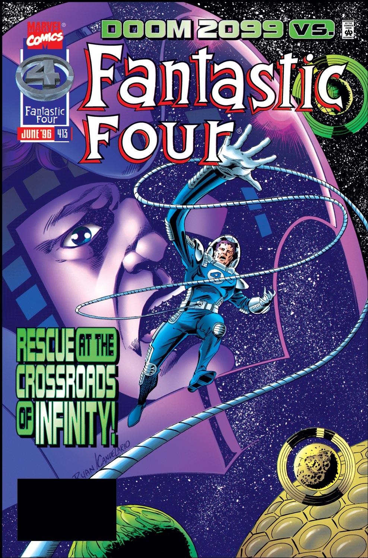 Fantastic Four (1961) #413