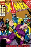 Uncanny X-Men (1963) #280 Cover