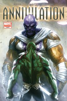 marvel comics annihilation