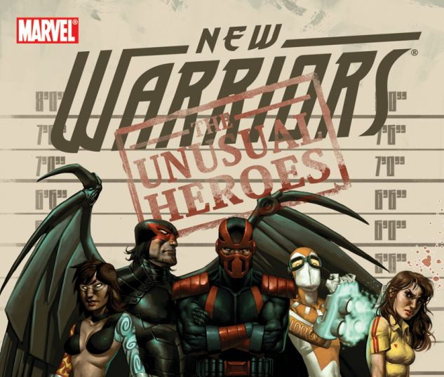 New Warriors Vol. 1: Defiant (2008) TPB