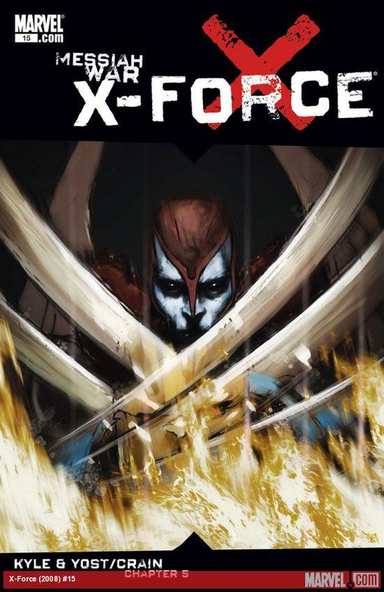X-Force (2008) #15