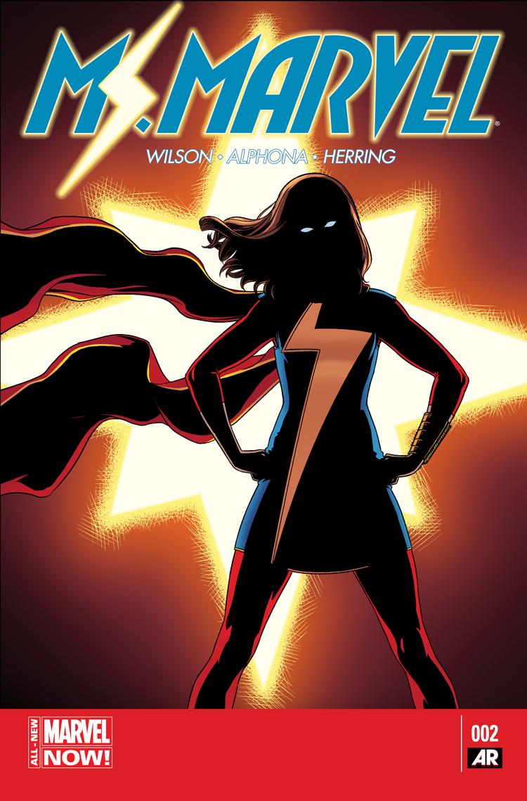 Ms. Marvel (2014) #2