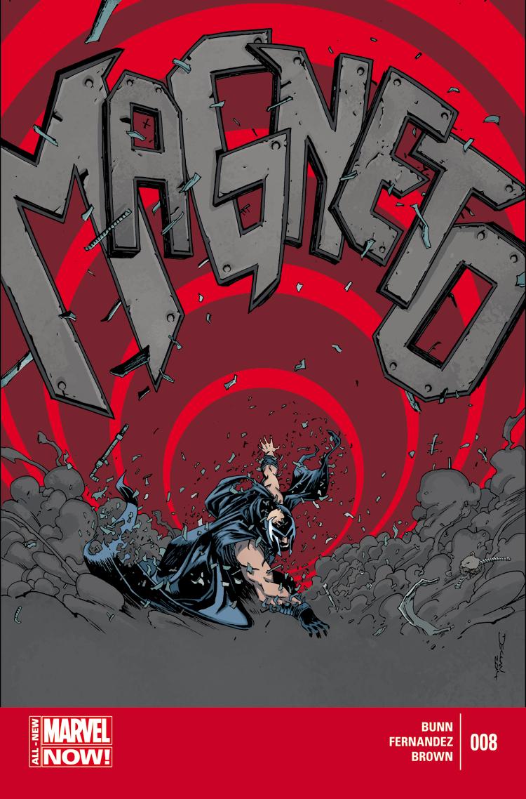 Magneto (2014) #8