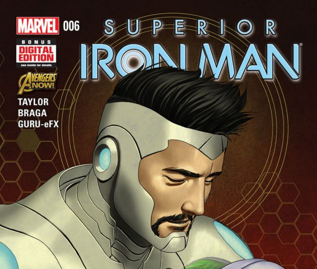 SUPERIOR IRON MAN 6 (WITH DIGITAL CODE)